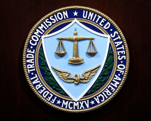 Fed Trade Commission roundel logo